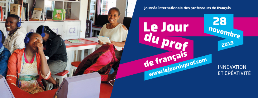 Journée internationale des professeurs de français  (JIPF) 2019